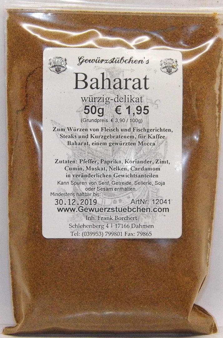 Baharat (50g)