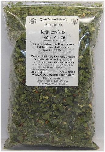 Bärlauch Kräuter Mix (40g)