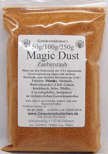 BBQ Zauberstaub (50g) Magic Dust