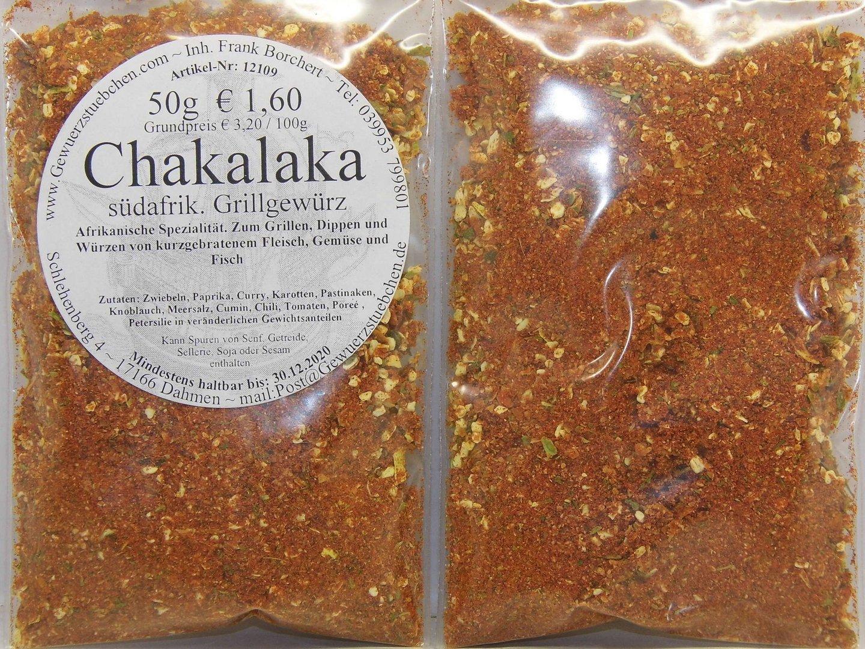 Chakalaka (50g)