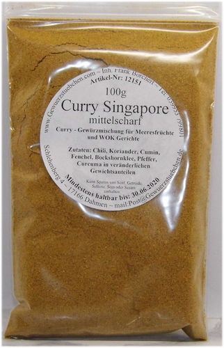 Curry Singapore