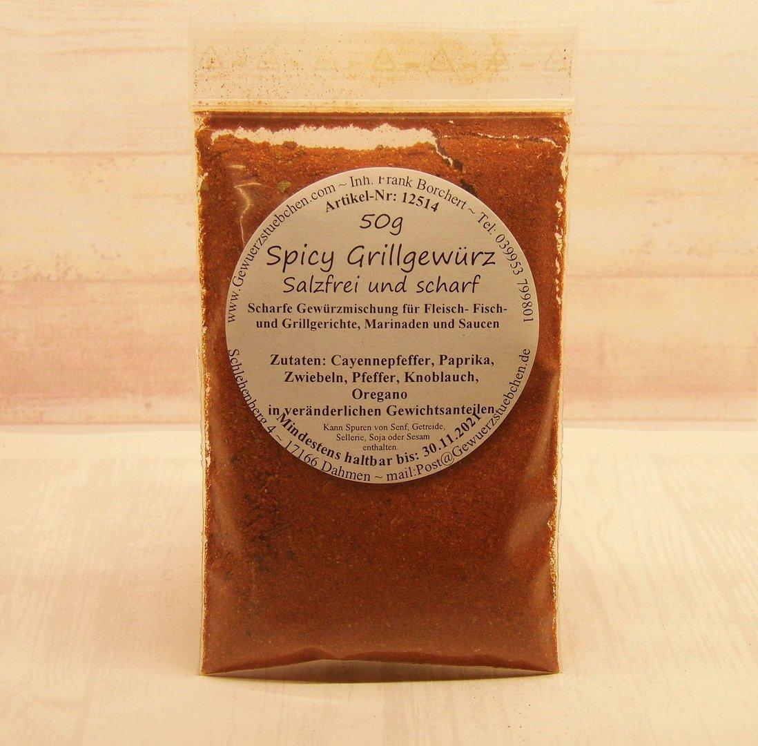 Spicy Grillgewürz