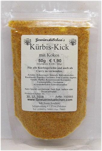 Kürbis-Kick (50g)