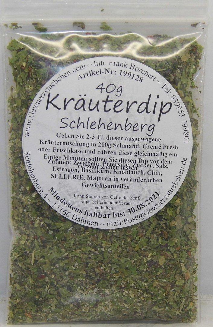 Kräuterdip Schlehenberg (40g)