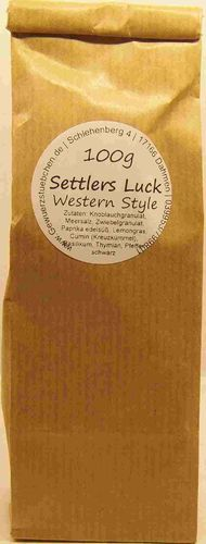 Settlers Luck - Western Style