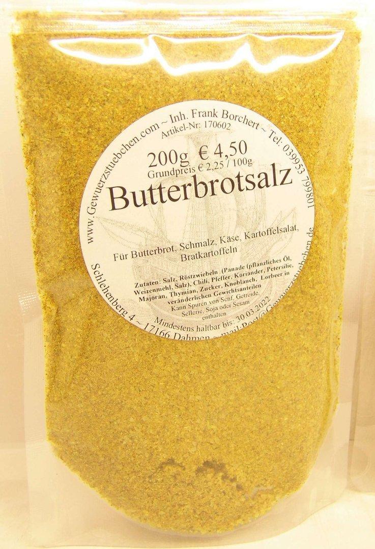 Butterbrotsalz